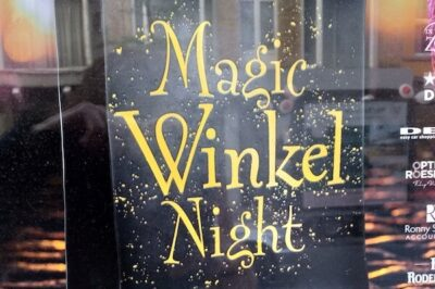 Magic Winkel Night Roeselare